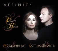 Moya Brennan and Cormac de Barra - Affinity: Voices and Harps
