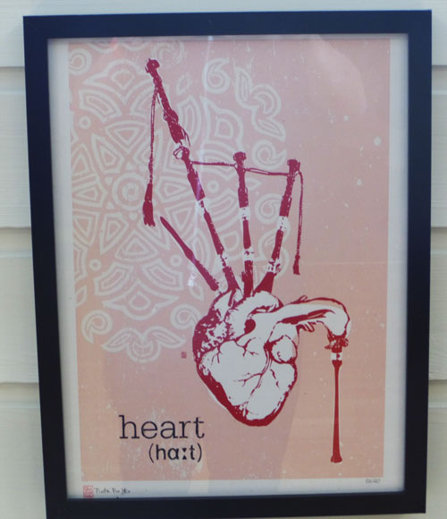 Music - Heart of Art - Photo by Madanmohan Rao