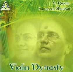 N. Rajam & Sangeeta Shankar - Violin Dynasty