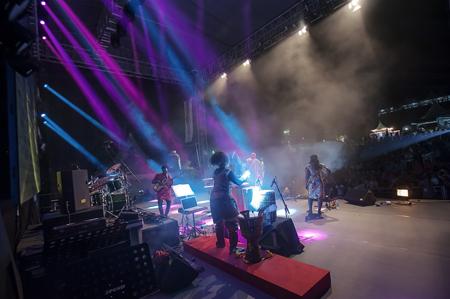 N'Faly-Kouyate - Photo by Sherwynd, courtesy of Penang World Music Festival