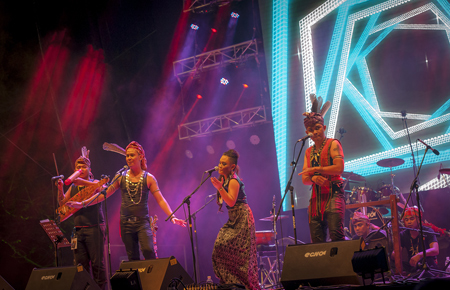 Nading Rhapsody - Photo by Sherwynd, courtesy of Penang World Music Festival