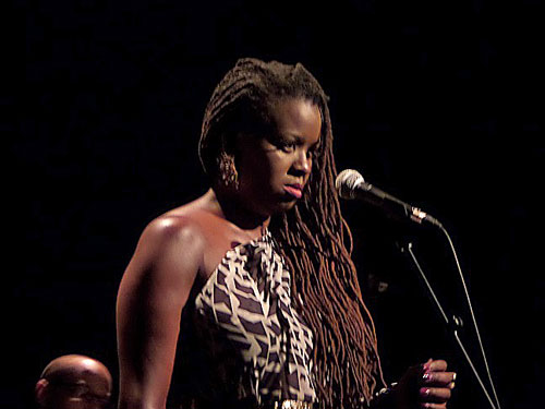 Nigerian singer-songwriter Somi