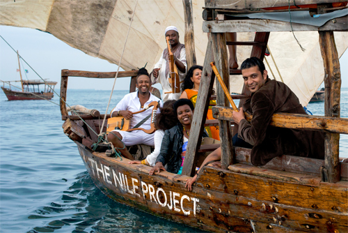 The Nile Project - Photo by Peter Stanley