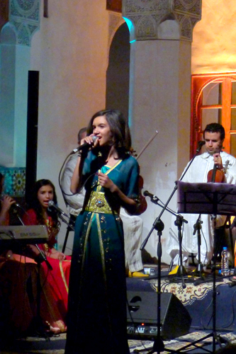 Nouhaila Al Kalai - Photo by Evangeline Kim