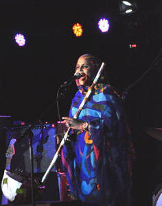 Noura Mint Seymali - Photo Credit: Evangeline Kim