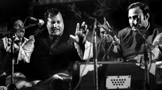 Nusrat Fateh Ali Khan Live at WOMAD 1985 and Night Song Reissue