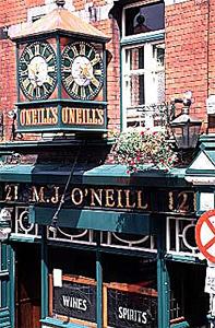 O'Neills Pub in Dublin