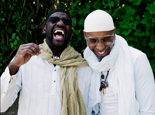 Omar Sosa and Seckou Keita Winners of the International Songwriting Competition 2017 World Music Award
