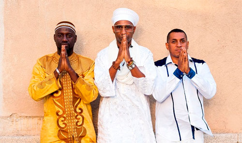 "Omar Sosa and Seckou Keita to Present ""Transparent Water"" in Carrboro"