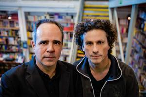 Rodrigo Leão and Mario Gomes - Os Poetas