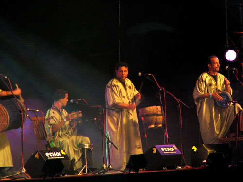 Oudaden at Rainforest World Music Festival 2009 © Angel Romero