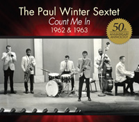 Paul Winter Sextet - Count Me In - 1962 & 1963