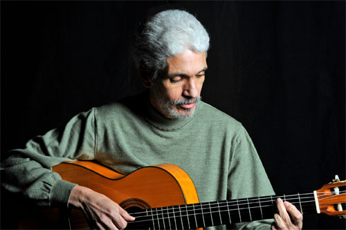 Paulinho Garcia - Photo by Jennifer Girard