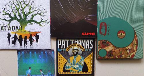 Performer CDs 1