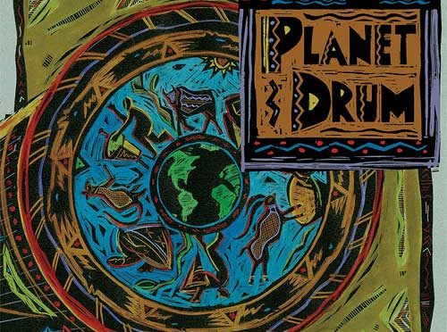 Remastered Edition of Iconic Planet Drum Album