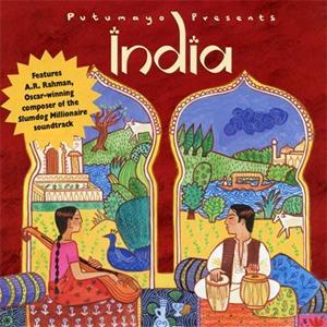 Various Artists -  Putumayo Presents: India