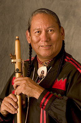 Alchemy of the Desert Flute, R. Carlos Nakai's Trilogy Goes Platinum