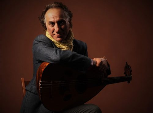 "Rahim AlHaj Releases Video for ""Running Boy"""