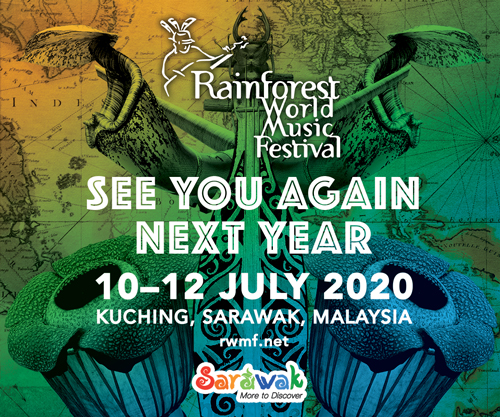 Rainforest World Music Festival 2020 To Be Held July 10 12 World Music Central Org