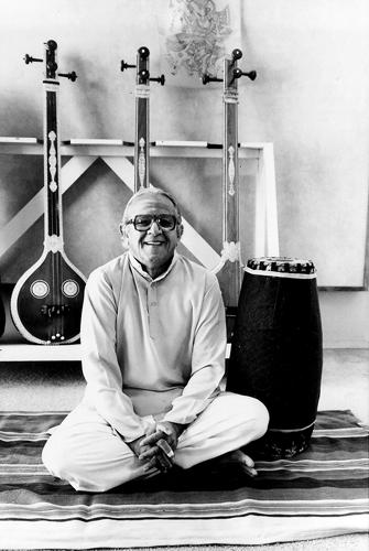 Ramnad V. Raghavan - Photo courtesy of the Wesleyan Archive