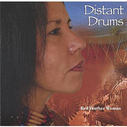 Red Feather Woman - Distant Drums