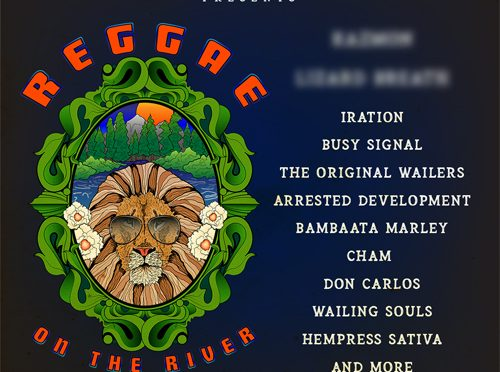 Reggae on the River Announces Phase 1 of 2018 Festival Line Up