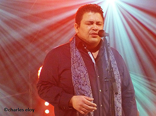 Ricardo Ribeiro - Photo by Charles Eloy