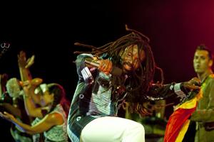Rocky Dawuni - Photo by Glen Wilson