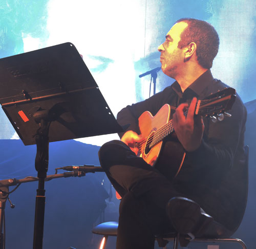 Rogério Ferreira at EXIB 2016 - Photo by Angel Romero