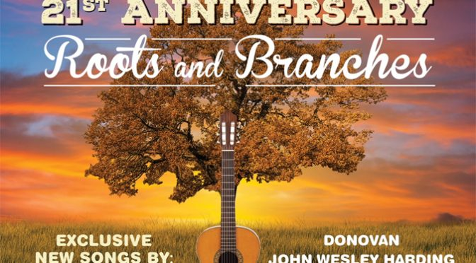 Appleseed Recordings Celebrates 21 Anniversary with 'Roots and Branches' Set