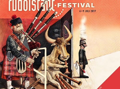 Scottish and Global Flavors at Rudolstadt 2017