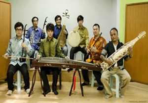 Shangyin Chinese Chamber Music Ensemble of Kuching