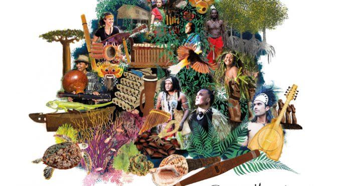 Extraordinary Southern Hemisphere Island Music Fair Trade Connections