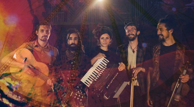 Interview with World Fusion Band Solana And Video Premiere