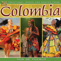 Son De Pueblo - Traditional Songs and Dances from Colombia