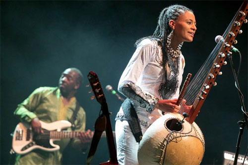 Kora Trailblazer Sona Jobarteh to Perform at Africa Oyé 2016