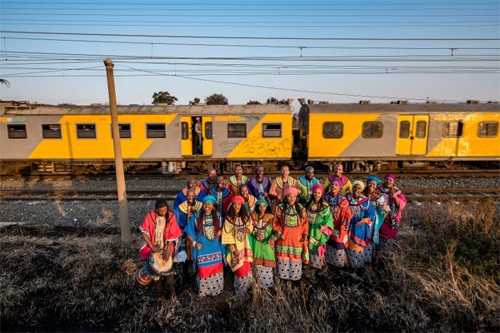 Soweto Gospel Choir to Celebrate Nelson Mandela's Centennial July 18th with A Song From Their Upcoming Album Freedom