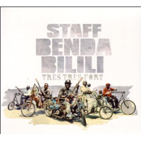Staff Benda Bilili - Tres Tres Fort