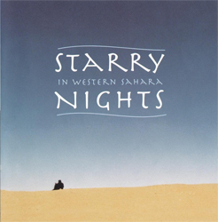 Starry Nights in Western Sahara