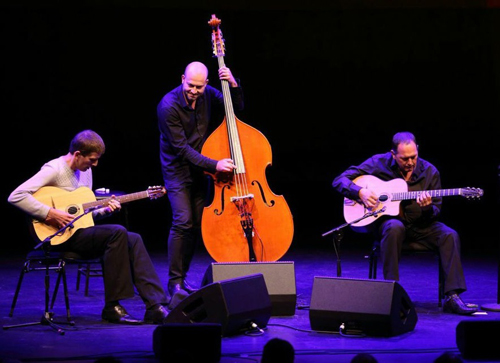 Stochelo Rosenberg Trio at the Adelaide Guitar Festival