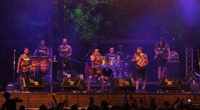 Unique Global Gathering at Rainforest World Music Festival 2019