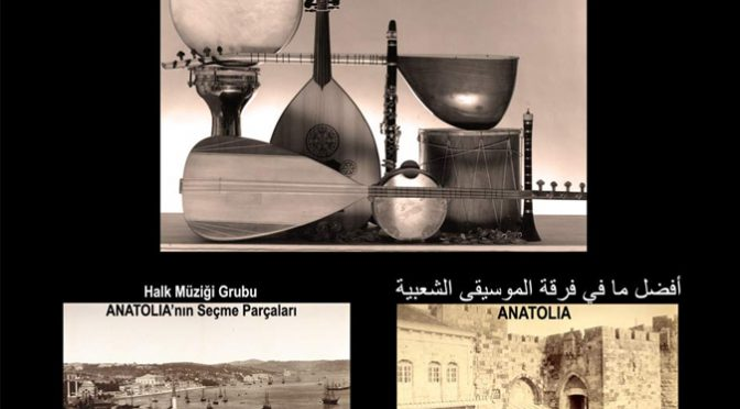 Anatolia's Joyful Celebration of Turkish and Arabic Folk Traditions