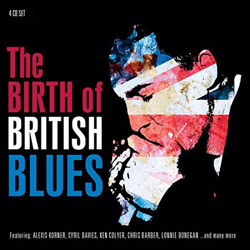 The Birth Of British Blues