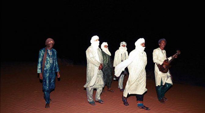 Tinariwen's Amadjar Tops the Transglobal World Music Chart for October 2019