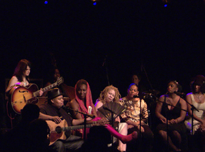 Celebrate Great Women of Blues & Jazz with Toshi Reagon & Allison Miller + Friends - Photo by Evangeline Kim