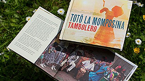 Tambolero CD booklet