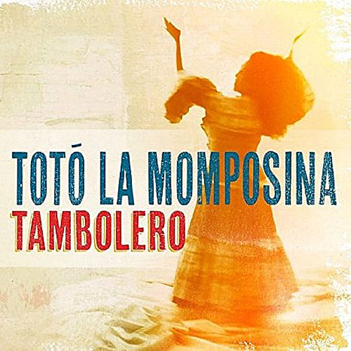 Cover of the album Tamborero by Toto la Momposina