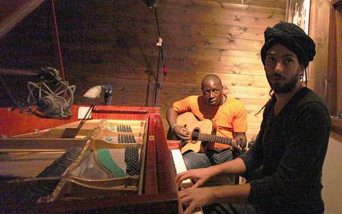 Vieux Farka Toure and Idan Raichel