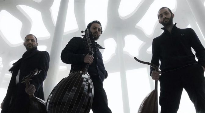 Le Trio Joubran to Perform at Barbican in London 2019