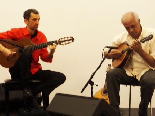 Trio Madeira Brazil - Photo by Madanmohan Rao